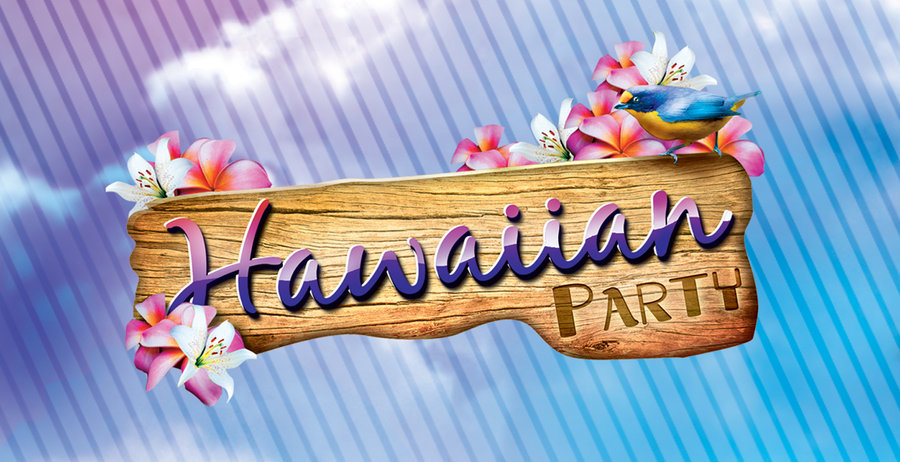 Hawaiian theme party Richard Curtain Party Planner and Guide – Hawaiian Theme Party Invitations