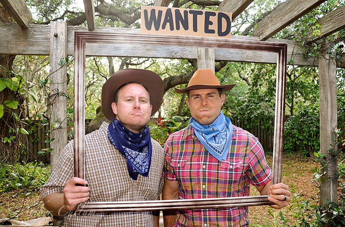 Wild wild west party ideas for adults