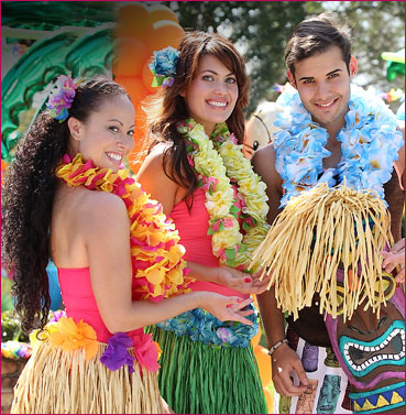 Hawaiian party – Richard Curtain - Party Planner and Guide